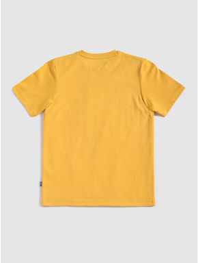 Junior x Lion King Yellow Scar Crew Neck T-shirt
