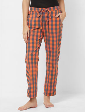 Classic Woven Checked  Pyjama
