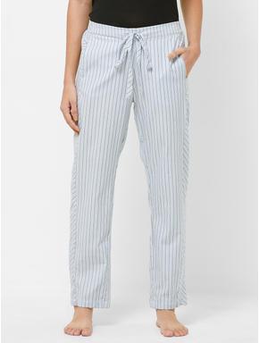 Classic Woven Striped Pyjama