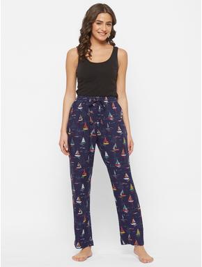 Cool Boat Print Pyjama