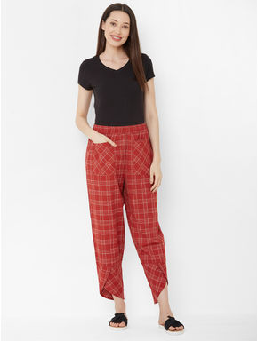 Classic Checked Lounge Pant