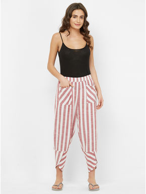 Classic Striped Lounge Pant