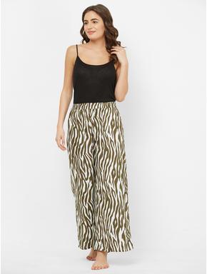 Funky Zebra Print Pyjamas