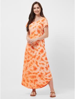 Tie Dye Lounge Dress