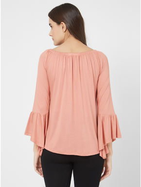 Maternity Pretty Viscose Top