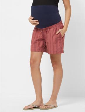 Maternity Tribal Lounge Shorts