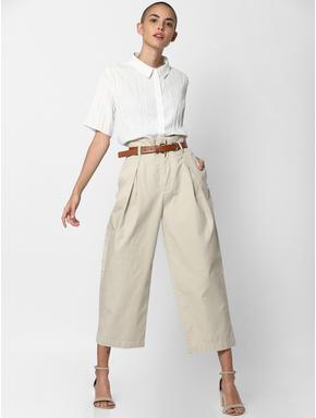 x Tokidoki White Textured Shirt