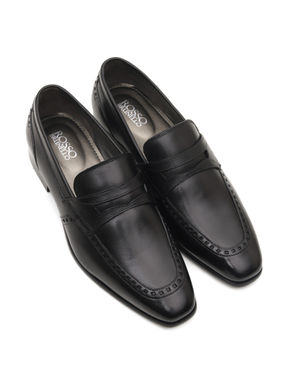 Stylish penny loafers