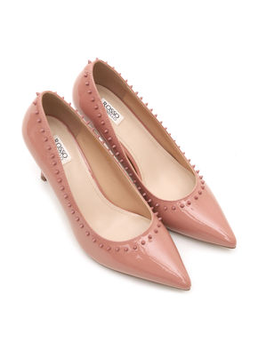 Patent Pointed Toe Heels