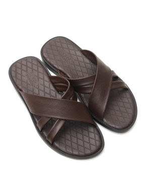 Criss Cross Slippers