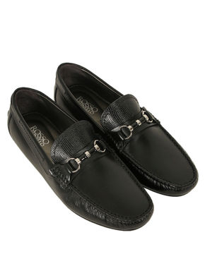 Penny Buckle Moccasins