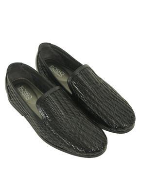 Weave Textured Sneakers