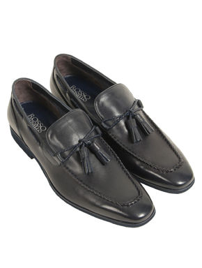 TASSELED LOAFERS