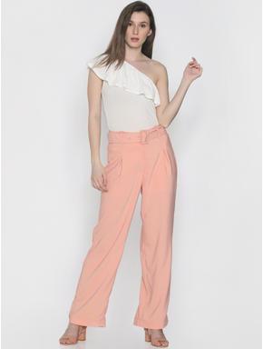 Peach Pants