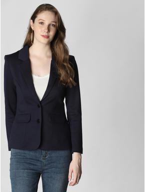 Navy Blue Formal Blazer