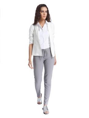 Light Grey Drawstring Pant