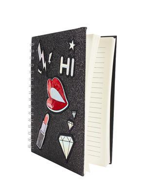 Black Fun  Note Book