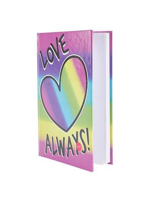 "Pretty ""Love Always ""Note Book"