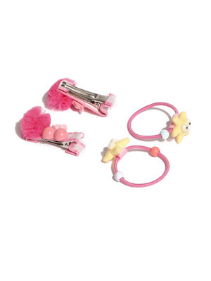 Set Of 4 Hair Accessory