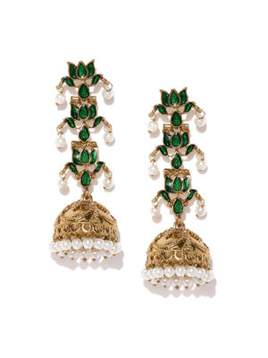 Padma Love Dome Earrings