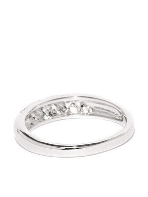 Silver Pure Bliss Ring