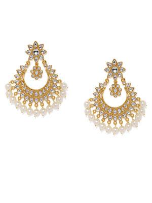 Crystaline Bloom Earring