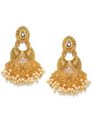 Golden Glory Earring