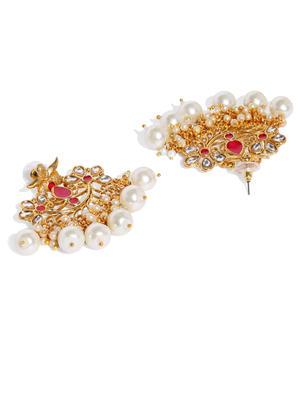 Pearls Of Princess Earring