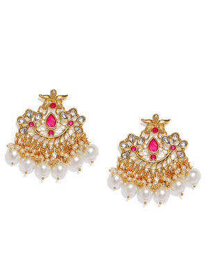 Pearls Of Princess Earring