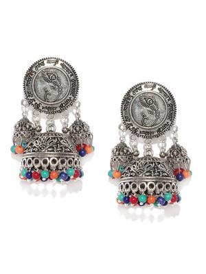 Multi Ganesha Earring