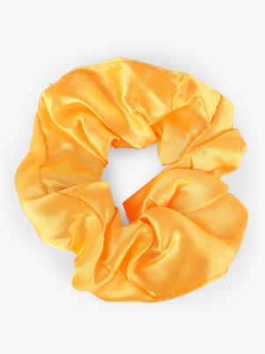 Toniq Kids Orange Light up Hair Scrunchie Rubberband For Girls