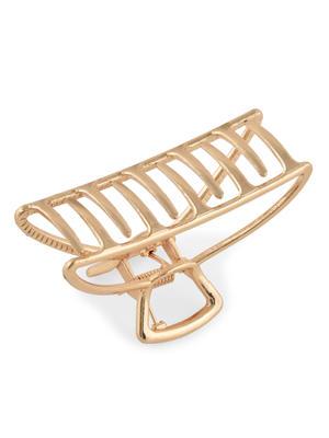 Toniq Gold Classic Hair Claw For Women