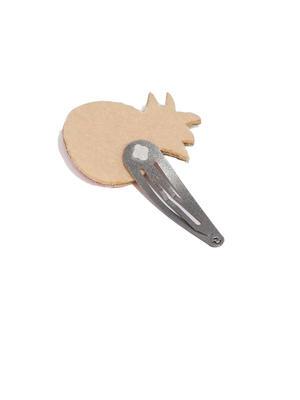 Set of 2 Embellished Tic Tac Hair Clips