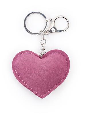 Heart Shape Bling Key Chains