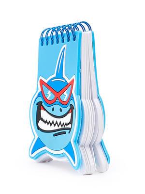 Shark Scribble Note Pad