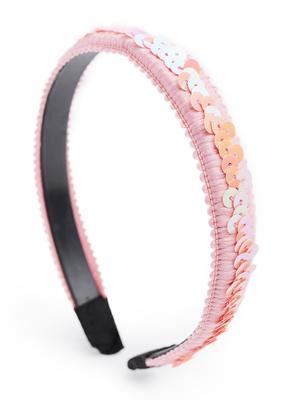 Toniq Kids Pretty Pink Hair Band For Girls
