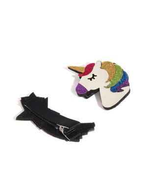 Rainbows & Unicorns Kids Hair Clips