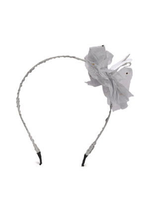 Grey Crown Kids Hair Band