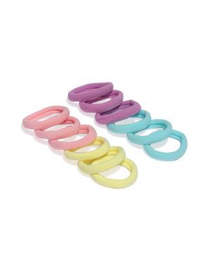 Pastel Basic Rubber Band Set
