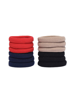 Multicolor Basic Rubber Band Set
