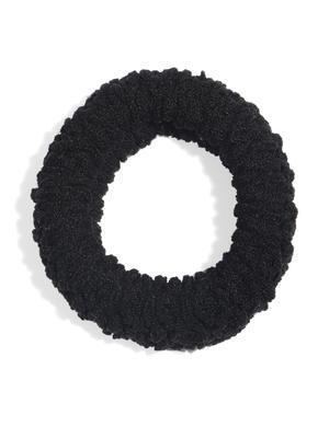 Black Basic Rubber Band