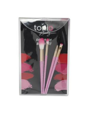 Eye Candy Set of 4 Makeup Brushes