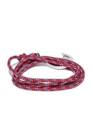Men Red  Blue Bracelet