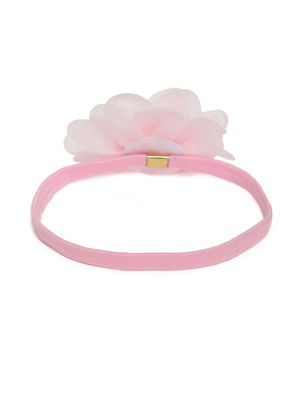 Pretty Floral Elasticated HairBand ( Set of 2)