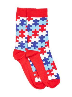 Bro Code Men Multicoloured Patterned Socks