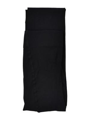 Toniq Black Solid Opaque Stockings For Women