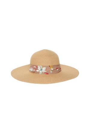 ToniQ Santorini Beach Hat For Women