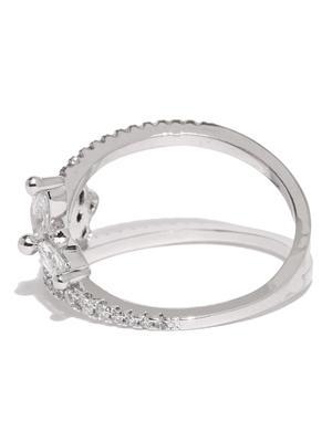 Silver Orbital Ring