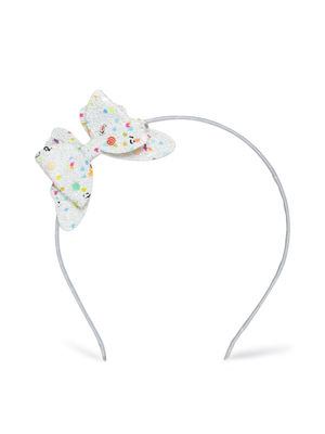 Kids Glitter Bow Hair Band For Girls