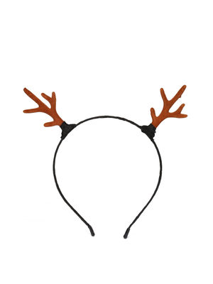 Brown Deer Headband For Girls